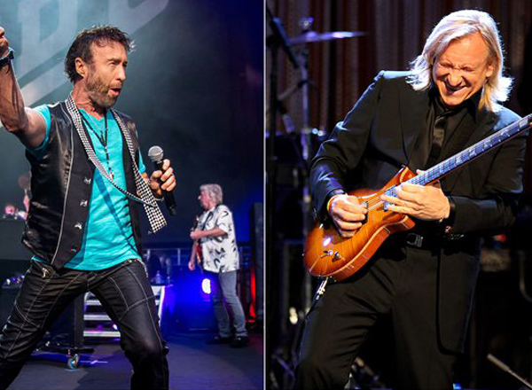 Bad Company & Joe Walsh at The Forum