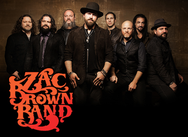 Zac Brown Band at The Forum