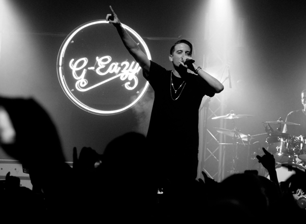 G-Eazy, Logic, Yo Gotti & YG at The Forum