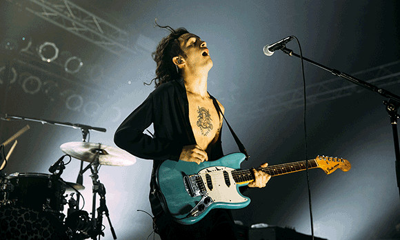 The 1975 at The Forum