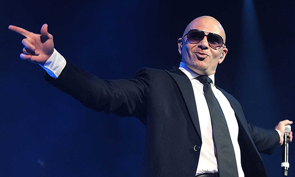 Pitbull & Prince Royce at The Forum