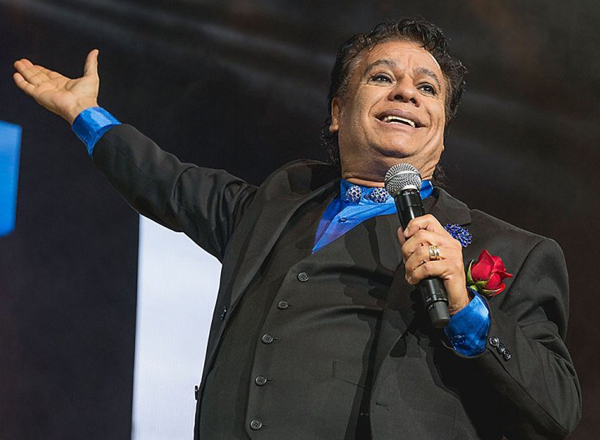 Juan Gabriel at The Forum