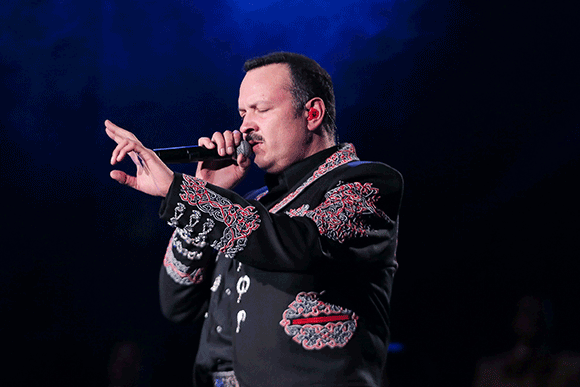Pepe Aguilar at The Forum
