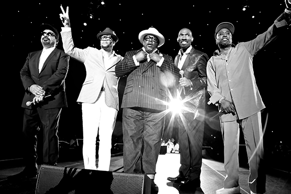 The Comedy Get Down Tour: Cedric The Entertainer, Eddie Griffin, D.L. Hughley, George Lopez & Charlie Murphy at The Forum