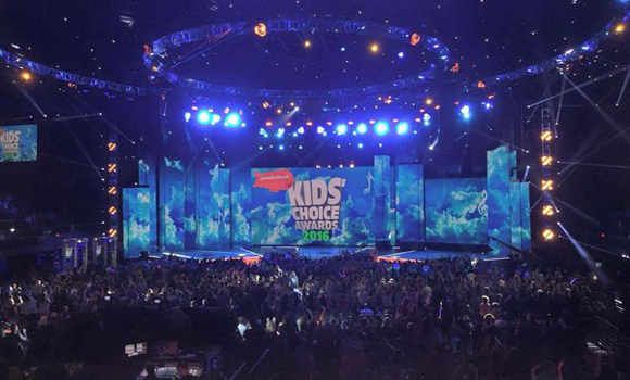 2017 Kids Choice Awards at The Forum