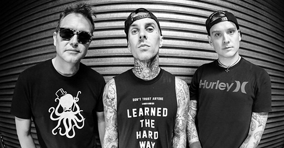 Blink 182, A Day To Remember & All Time Low at The Forum