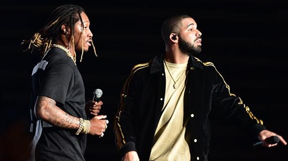 Drake & Future at The Forum