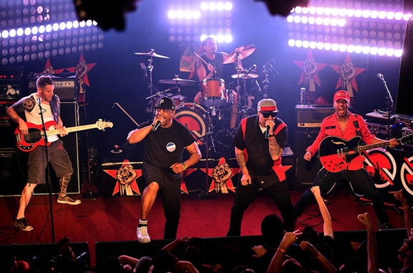Prophets of Rage at The Forum