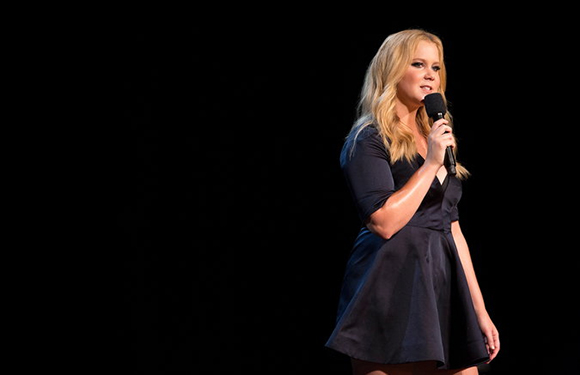 Amy Schumer at The Forum