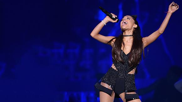 Ariana Grande at The Forum