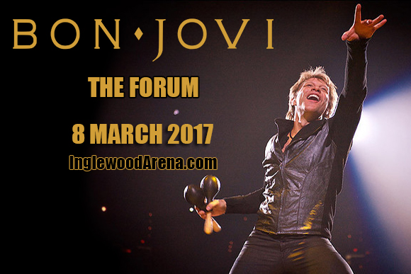 Bon Jovi at The Forum