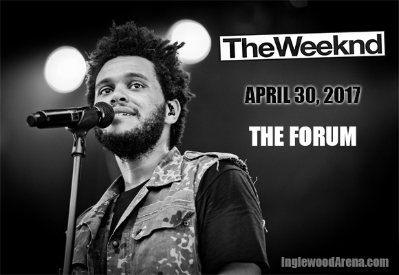 The Weeknd at The Forum