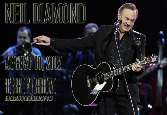 Neil Diamond at The Forum