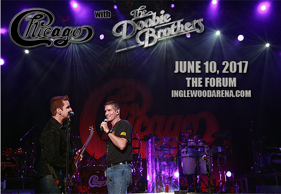Chicago - The Band & The Doobie Brothers at The Forum