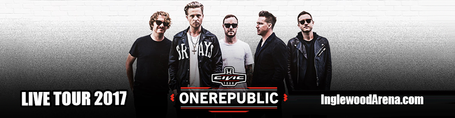 OneRepublic & James Arthur at The Forum