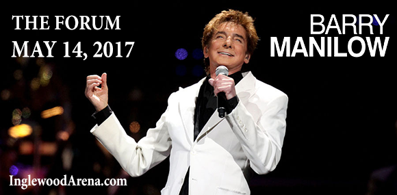 Barry Manilow at The Forum
