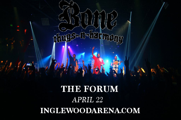 Krush Groove: Bone Thugs N Harmony, Ja Rule & Ashanti at The Forum