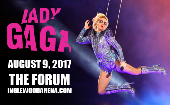 Lady Gaga at The Forum