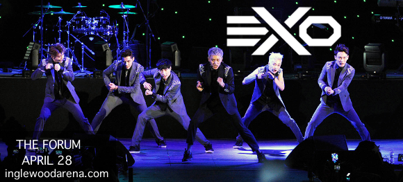 Exo at The Forum