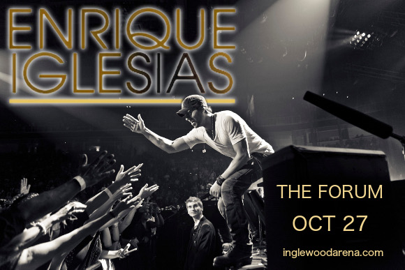 Enrique Iglesias, Pitbull & CNCO at The Forum