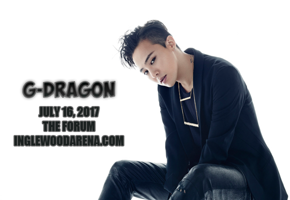 G-Dragon at The Forum