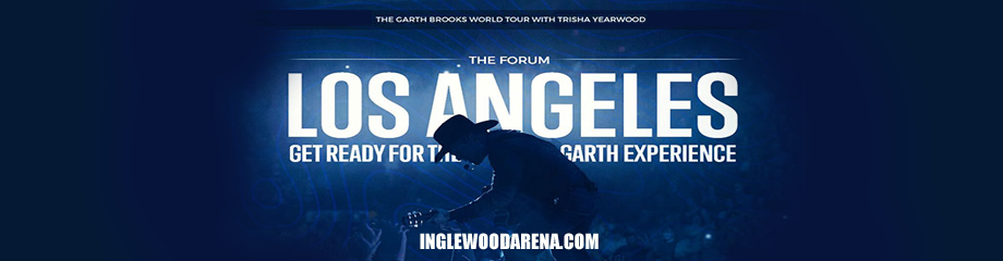 Garth Brooks & Trisha Yearwood at The Forum
