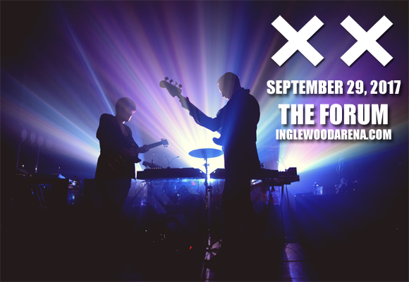 The xx at The Forum