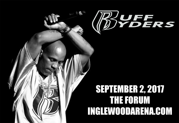 Ruff Ryders: DMX, Eve & Swizz Beatz at The Forum
