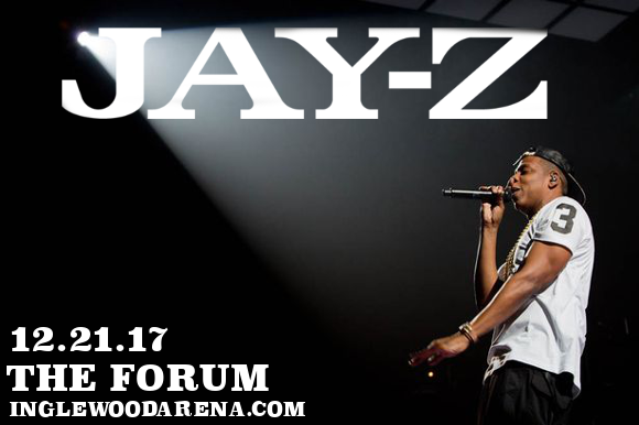 Jay-Z at The Forum