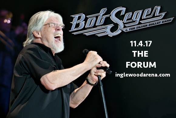 Bob Seger and The Silver Bullet Band at The Forum