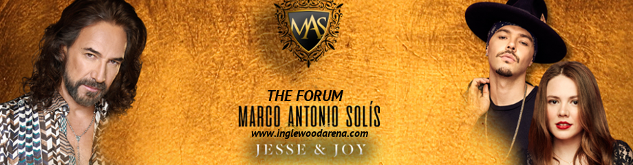 Marco Antonio Solis & Jesse and Joy at The Forum