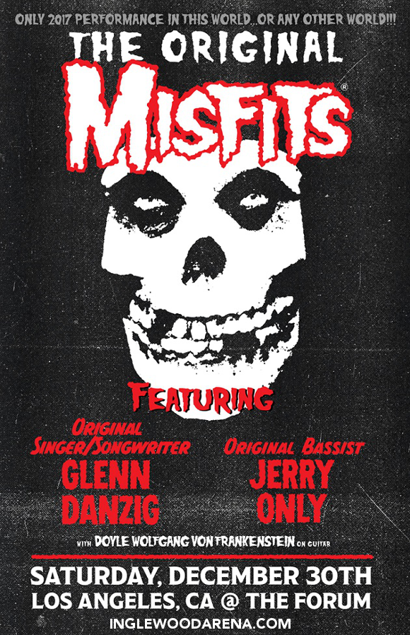 Misfits at The Forum