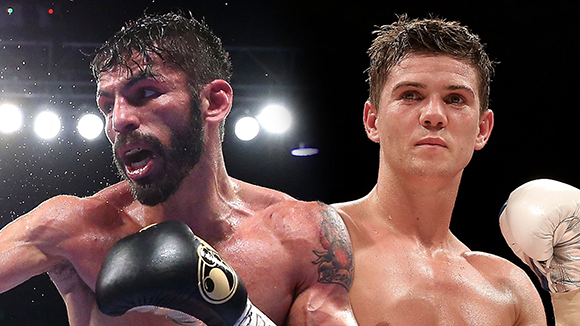 World Championship Boxing: Jorge Linares vs. Luke Campbell at The Forum