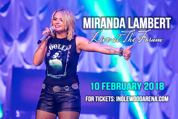 Miranda Lambert, Jon Pardi & Lucie Silvas at The Forum