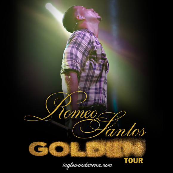 Romeo Santos at The Forum