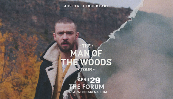 Justin Timberlake at The Forum