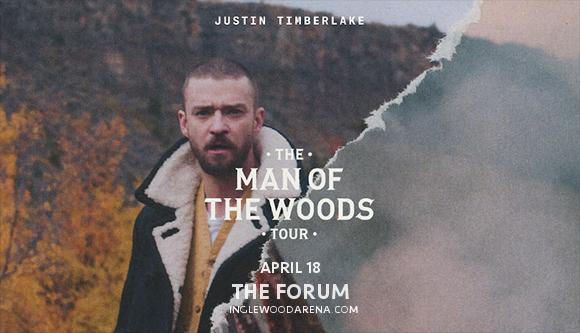 Justin Timberlake at The Forum