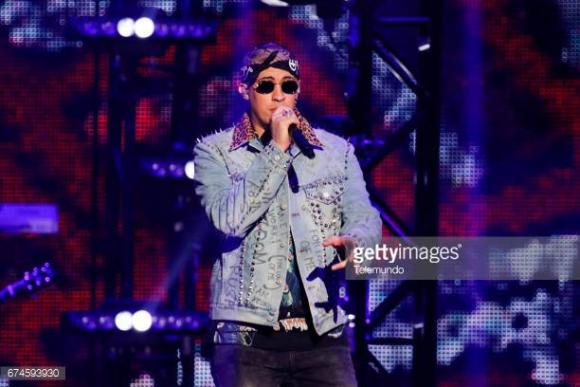 Bad Bunny at The Forum
