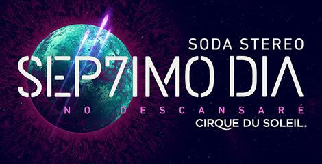Cirque du Soleil - Sep7imo Dia at The Forum