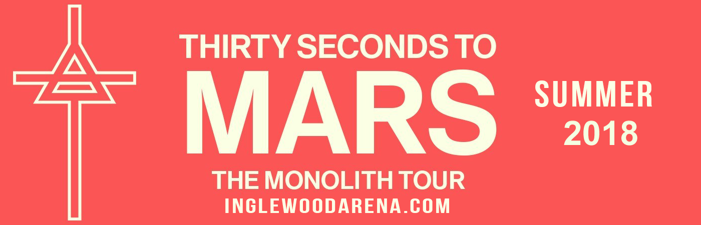 30 Seconds To Mars, Walk The Moon & K. Flay at The Forum