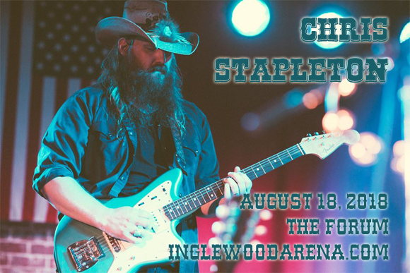 Chris Stapleton, Marty Stuart & Brent Cobb at The Forum
