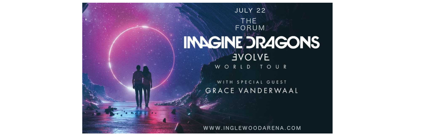 Imagine Dragons at The Forum