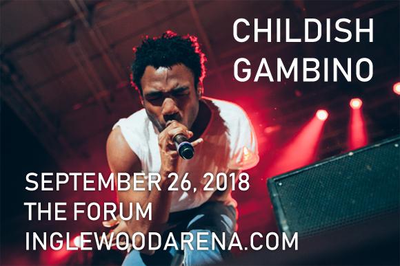 Childish Gambino & Rae Sremmurd at The Forum