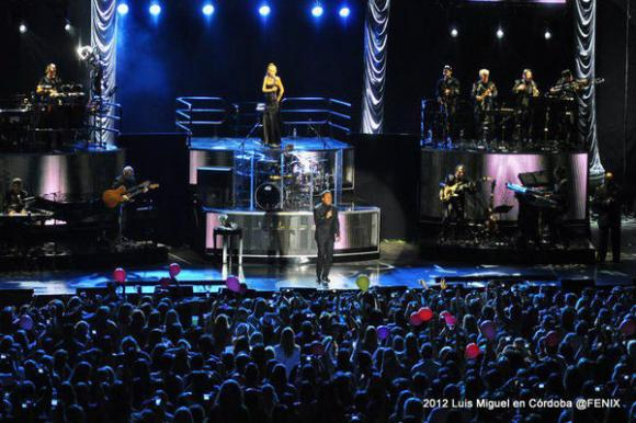 Luis Miguel at The Forum
