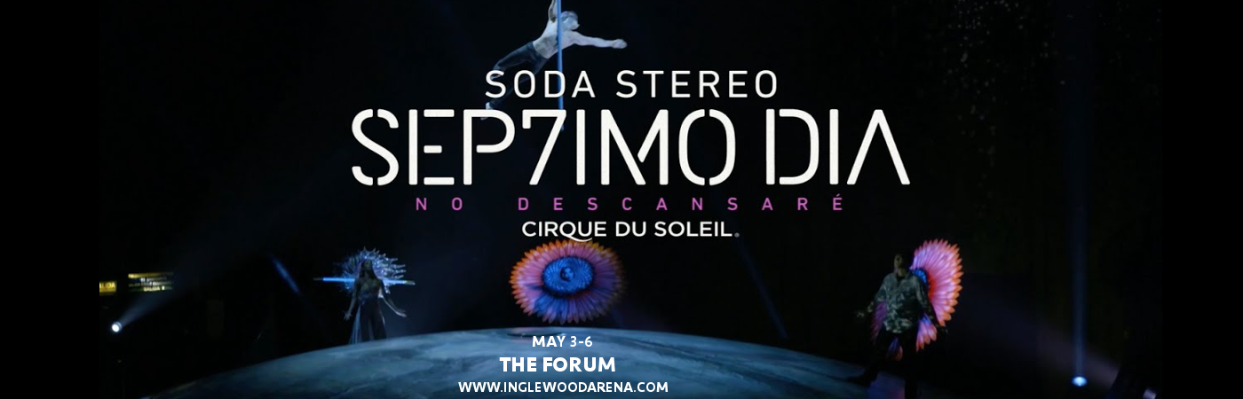 Cirque du Soleil - Sep7imo Dia at The Forum