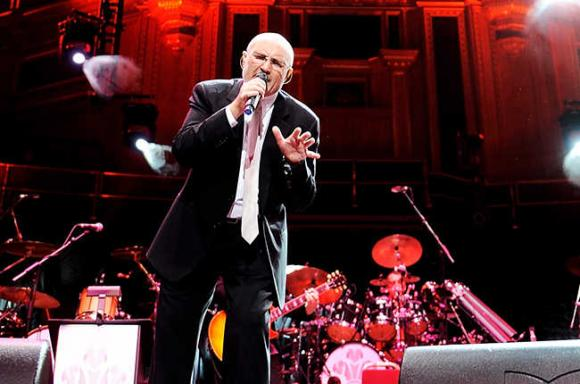Phil Collins at The Forum