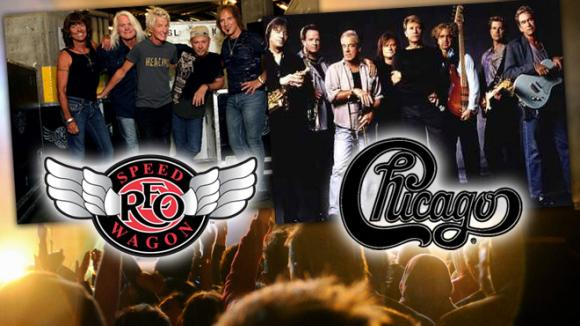 Chicago & REO Speedwagon at The Forum