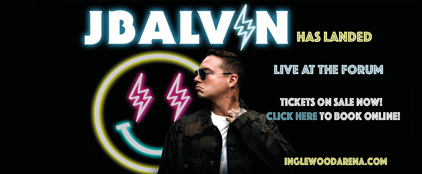 J Balvin at The Forum