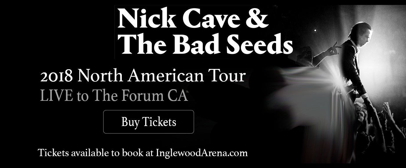 Nick Cave And The Bad Seeds at The Forum