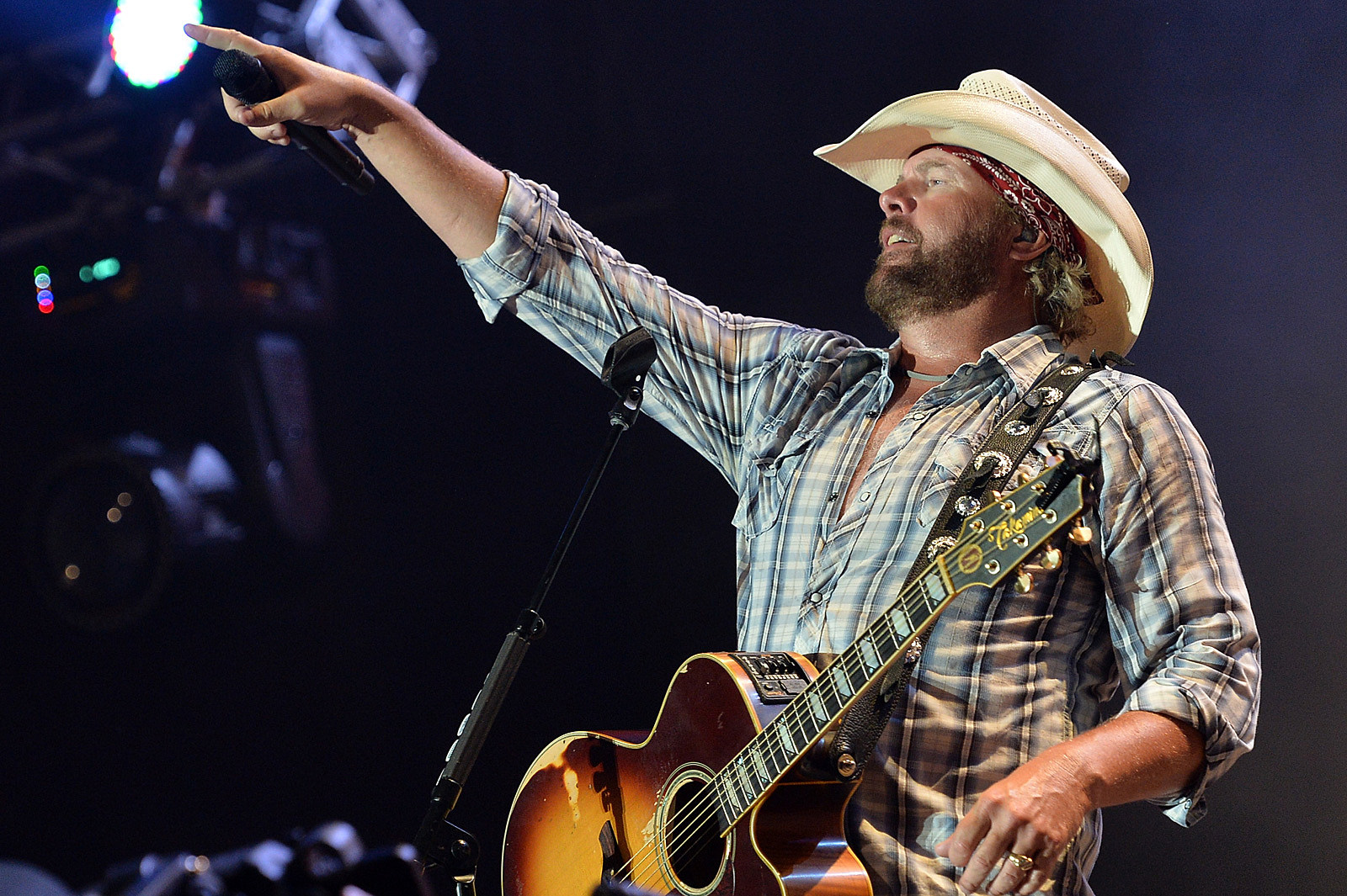 Tailgate Fest: Toby Keith at The Forum